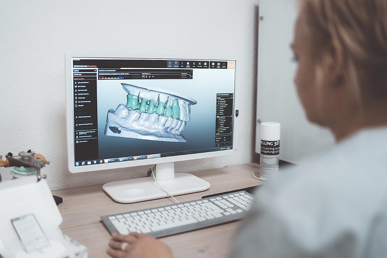 Arbeits-Schnappschuss CAD CAM